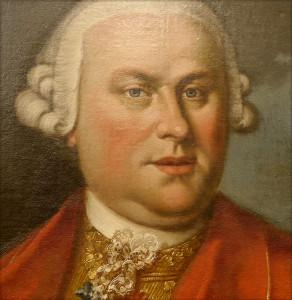 Франц Детле Германия 1724-1812+