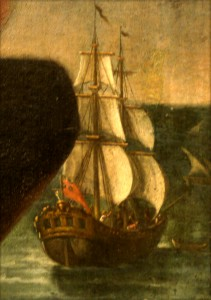 Франц Детле Германия 1724-1812корабль