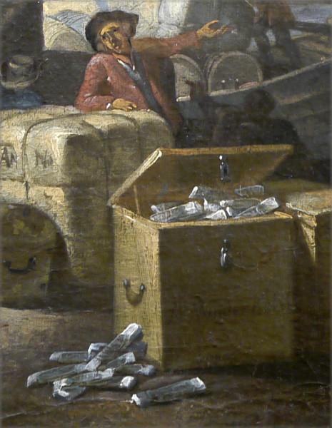 Кабел, порт 1680-х