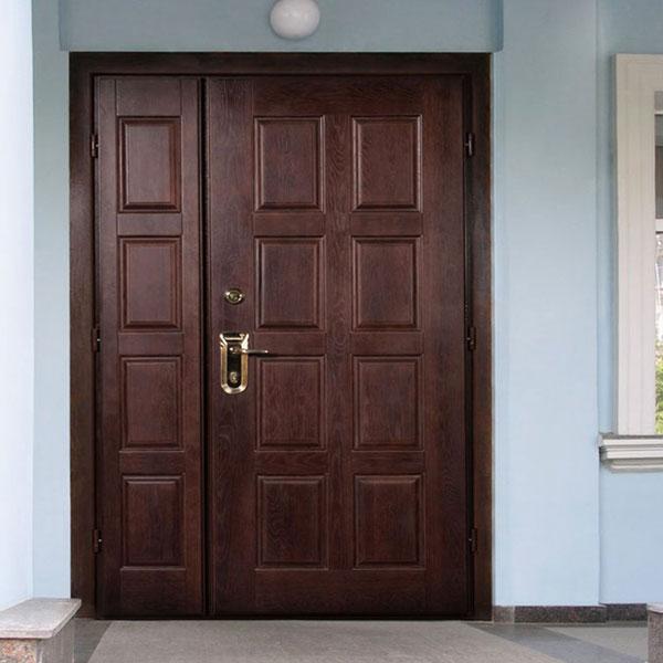 нестандартную входные двери