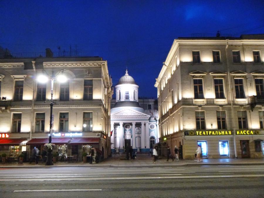 Петербург многоконфессиональный  паломничество,Санкт-Петербург
