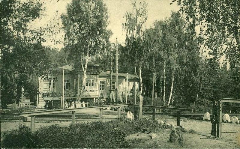 Oldhimki-Pochtovoe-otdelenie.--Moskva-do-1911-goda