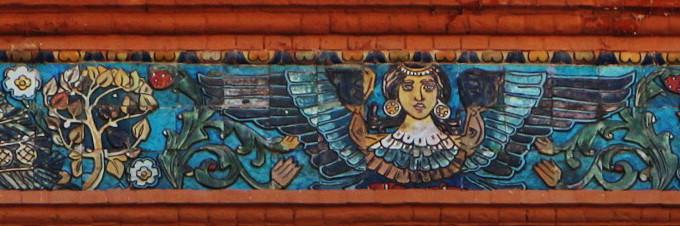 Керамика Абрамцево на улицах Москвы. Виртуальная экскурсия
