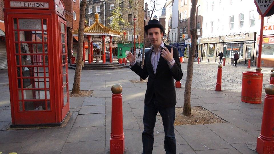 Рассказываю про China Town в Лондоне