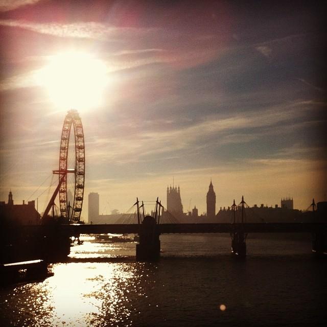 что делать в лондоне в январе