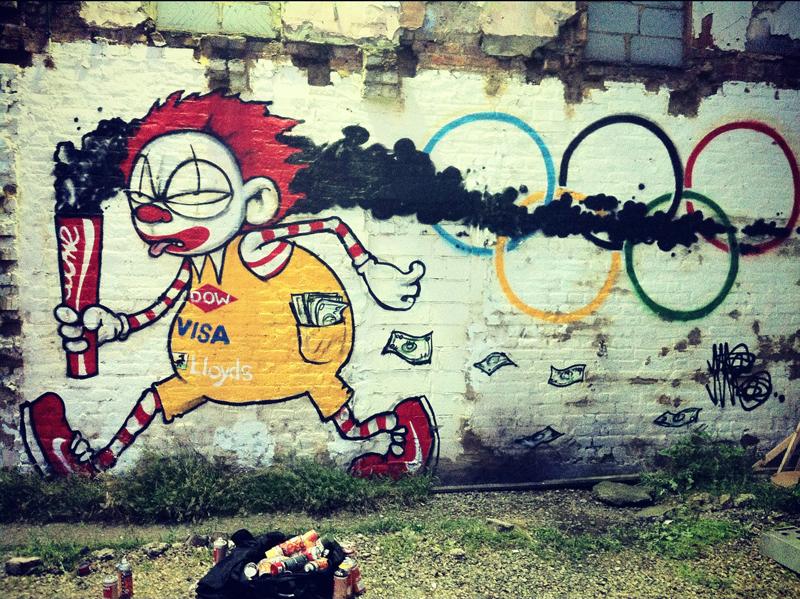 олимпийские спонсоры