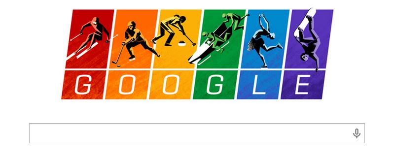 Google Gay Olympics