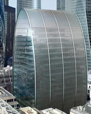 небоскреб консерва в Лондоне