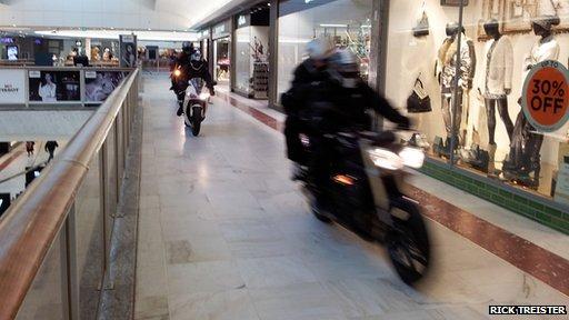 bike robbery