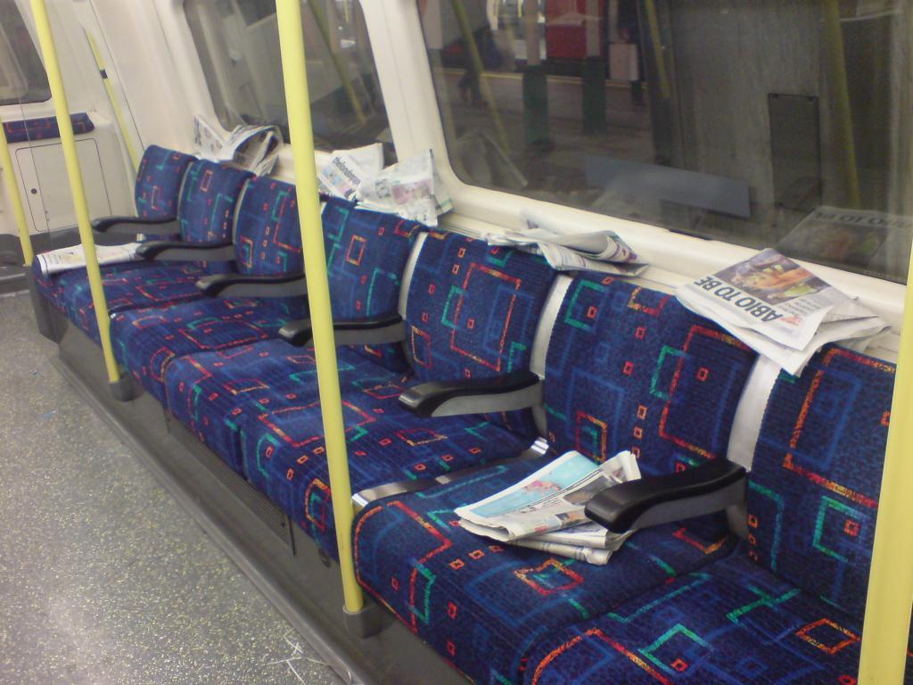 газеты лондон метро