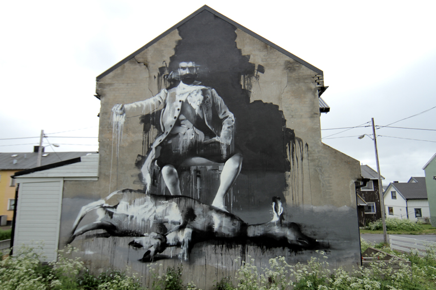 Conor Harrington work in Norway