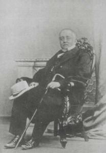 8. Дмитрий Николаевич Свербеев. Фотография середины XIX века