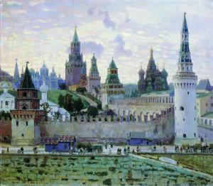 Тайники Кремля 1
