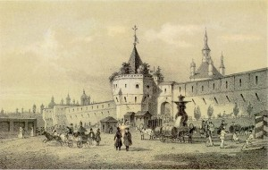 2. Варварские ворота Китай-города
