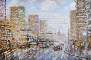 Новый Арбат – «вставная челюсть» Москвы 1