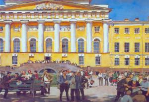 Прогулка по Москве 1920-х годов 2 1