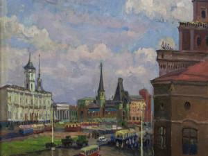 Москва железнодорожная 1