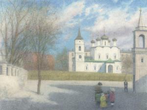 Детская экскурсия по Ивановской горке 1