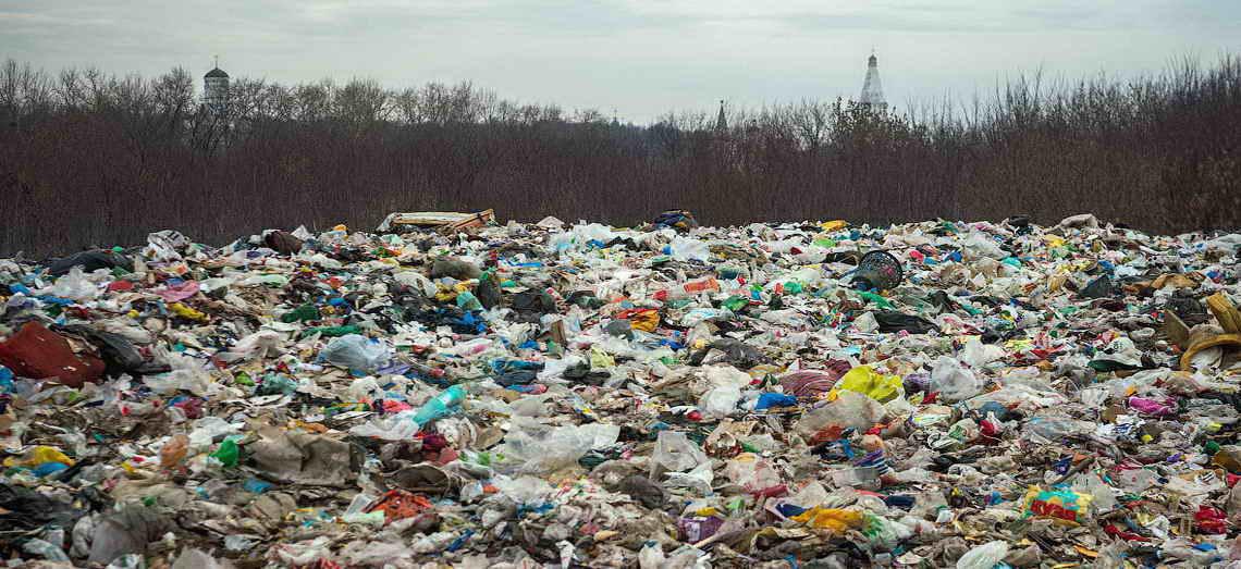 Плата за вывоз мусора станет обязательной для частных домовладений