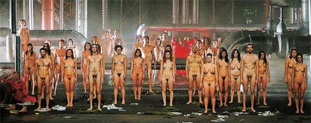 Hot Naked Female Celebs