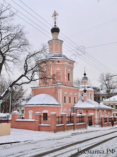 Храм Троицы в Хохлах