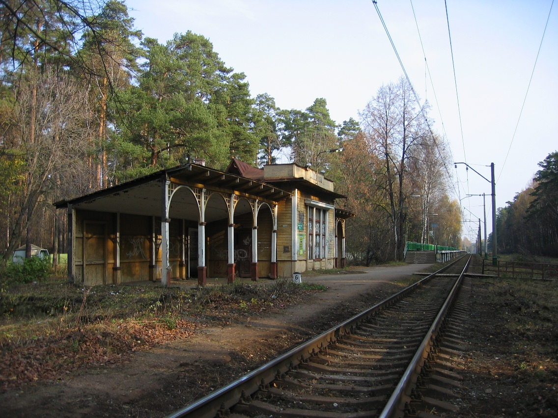 Вокзал 2006
