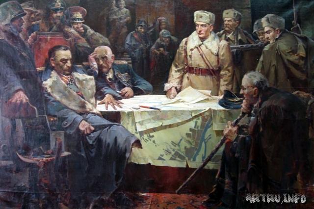 Финал Сталинградской битвы (капитуляция Паулюса)