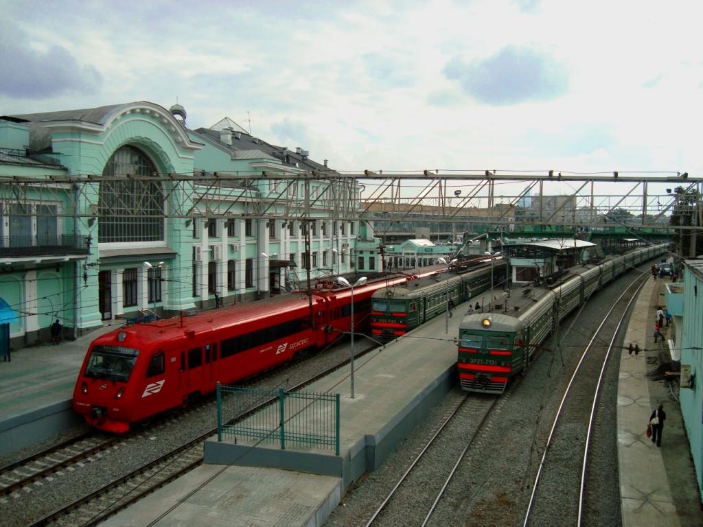 Аэроэкспресс Белорусский вокзал