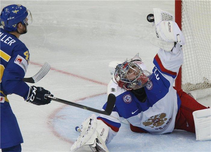Сергей Бобровский. Фото Reuters