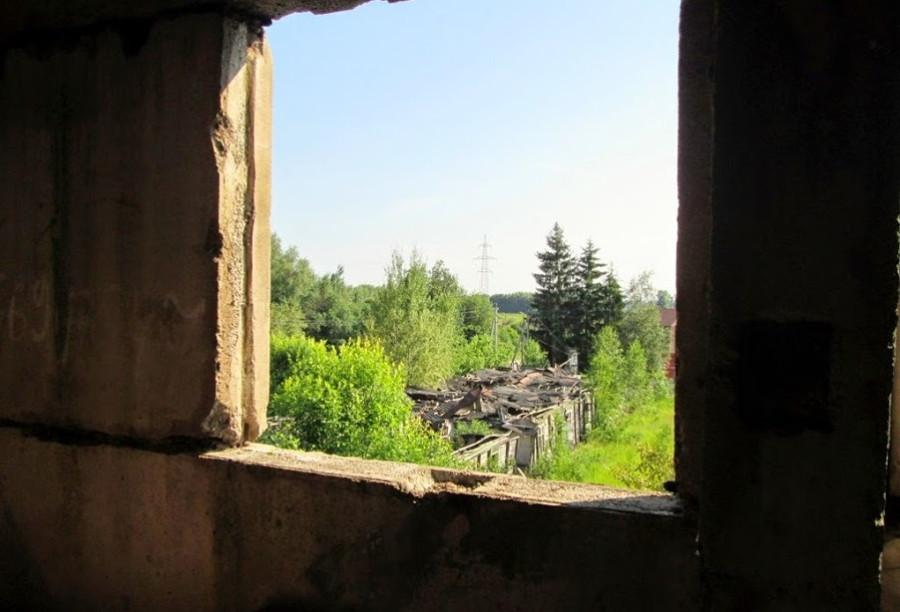 Руза. Бункер ПВО