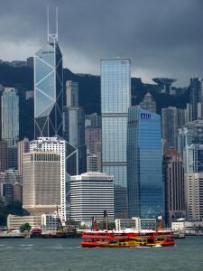 Небоскребы Гонконга - по законам фэн-шуй