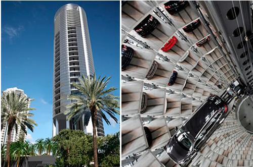 Porsche Design Tower — Порше Дизайн Тауэр