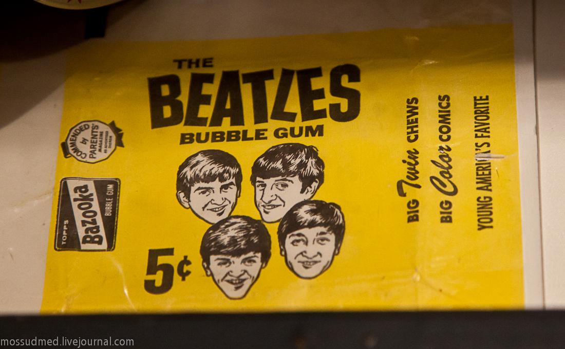beatles  (11 из 30)