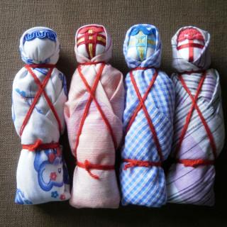 Кукла-оберег Пеленашка - Тридевятое Царство