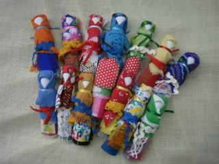 Мотанки. Українськи народні ляльки. Як зробити самому?