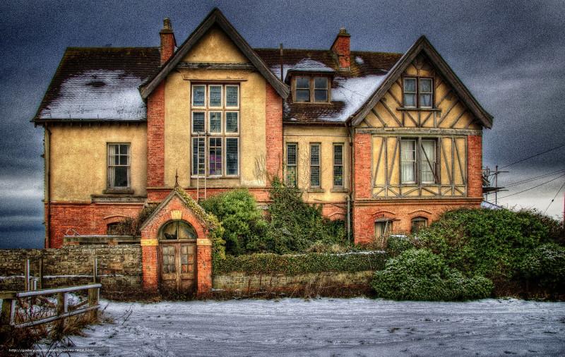 Английский дом, gallery.world