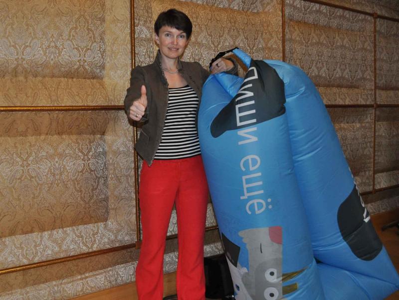 Биван ЖЖ - приз за лайки, Екатерина Широкова, motherware