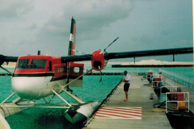 Мальдивы, аэротакси