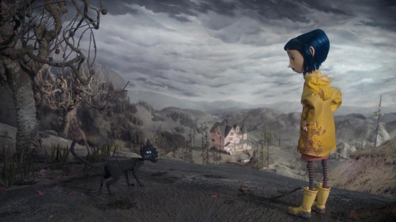 """Коралина в стране кошмаров"" 2008"