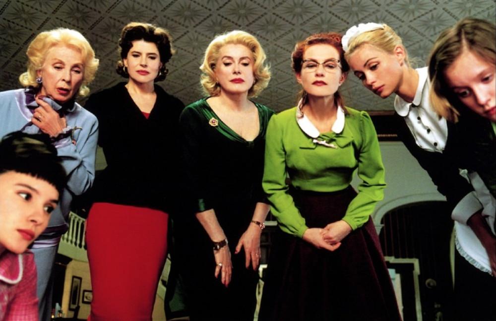 """8 женщин"" 2001"