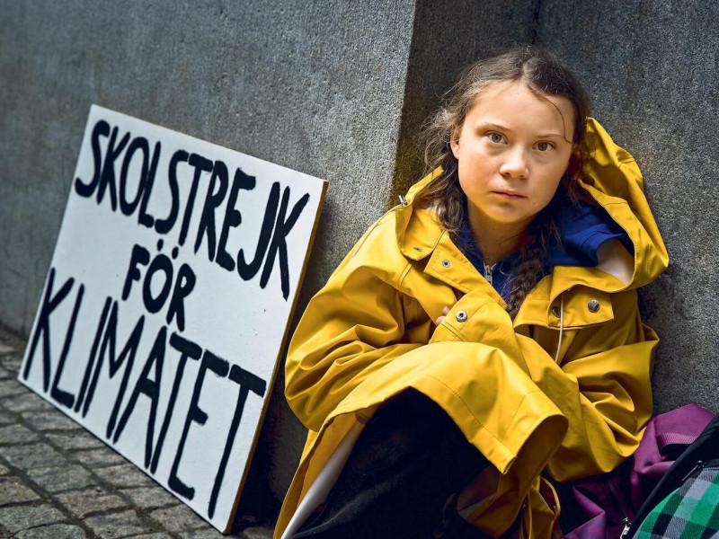 Грета Тунберг #GretaThunberg #Fridaysforfuture #Climatestrike #гретатунберг