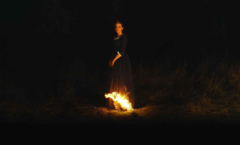 «Портрет девушки в огне» 2019