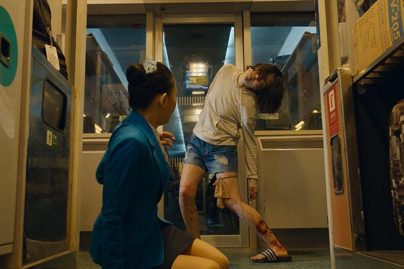 «Поезд на Пусан» 2016
