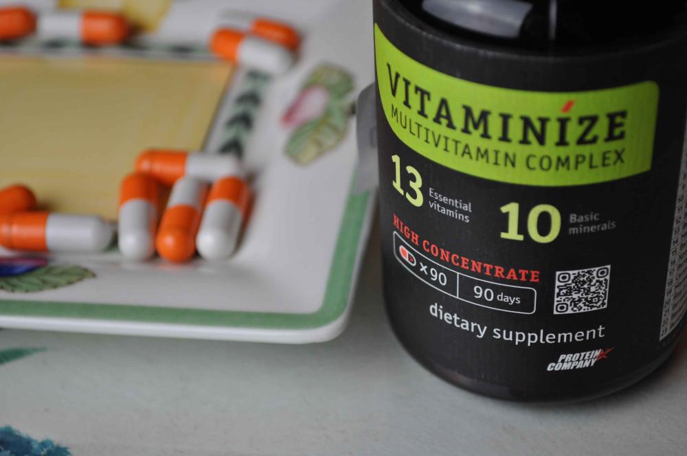 Витаминно-минеральный комплекс PROTEIN.COMPANY. Код скидки motherware