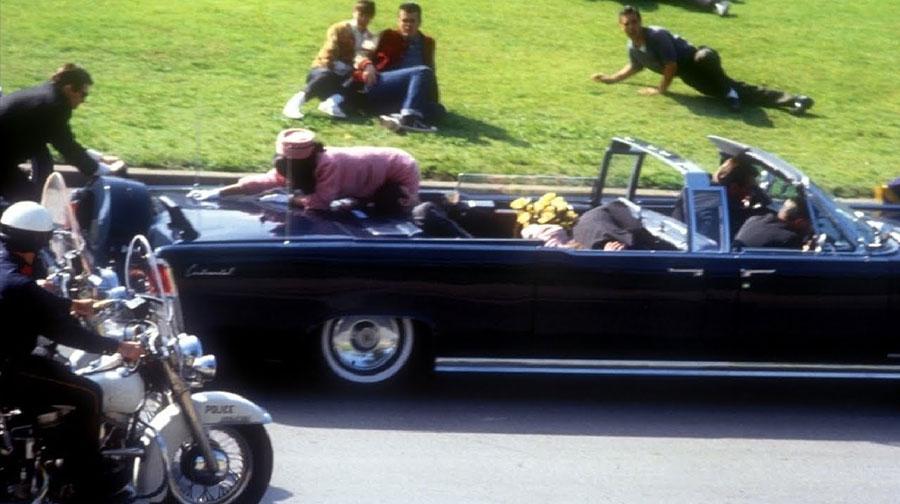 Джон Ф. Кеннеди. Выстрелы в Далласе, 1991