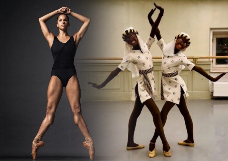 Misty Copland против Большого театра: расизм