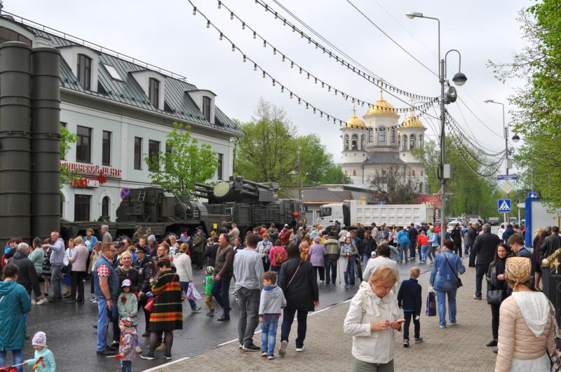 Звенигород, 9 мая 2019 года