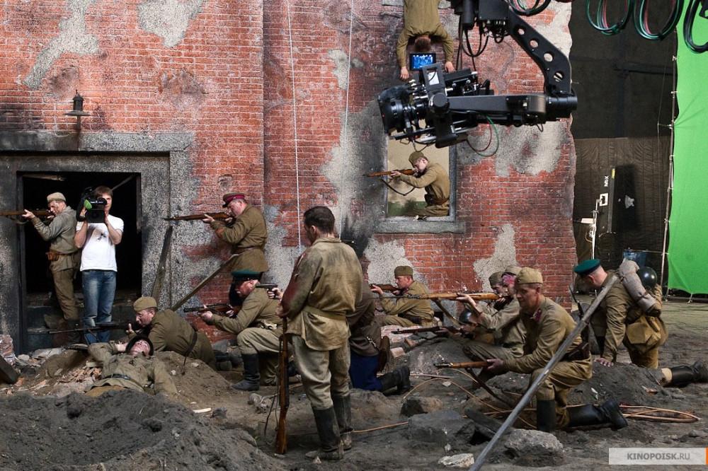 """Фото со съёмок фильма """"Брестская крепость"""" 2010, kinopoisk.ru"""