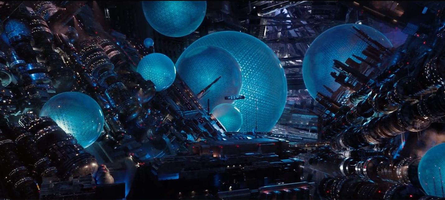 «Валериан и город тысячи планет» 2017
