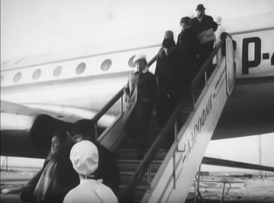 «В город пришла беда» 1966